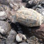 Heboh, Pemancing di Lumajang Temukan Granat Diduga Masih Aktif