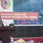 PLT Massal OPD di Jember, Bupati: Demi Percepatan Pembahasan APBD 2021