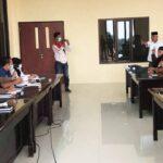 Dewan Bertelepon Saat Audiensi, LSM di Mojokerto Marah-marah