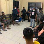 Buat Onar di Blitar, Belasan Oknum Anggota IKS-PI Kera Sakti Diamankan