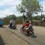 Arus Lalin Jembatan Kedungasem Kota Probolinggo Ditutup, Ini Jalur Alternatifnya