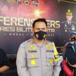 Viral Dangdutan di Rumah Dinas, Kapolres Kota Blitar Sebut Wali Kota Diundang