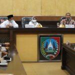 Pemkab Jombang Gandeng KPK Gelar Rakor dan Evaluasi Pelaksanaan Program Pemberantasan Korupsi