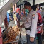 Masuk Angin, Tukang Becak Meninggal Mendadak di Pasar Wling Blitar