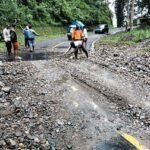 Lereng Semeru Lumajang Longsor di KM 59, Lalu Lintas Malang-Jember Terganggu