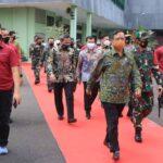 Menkopolhukam Mahfud MD: Jatim Berhasil Meminimalisasi Paham Radikal dan Terorisme