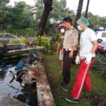 Warga Jombang Ditemukan Mengapung di Kolam Air Mancur Tanggulangin Sidoarjo, Diduga Kecelakaan