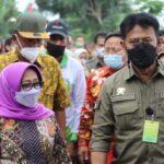 Pesan Penting Mentan Kepada Petani Milenial di Depan Bupati Jombang