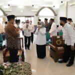 Buka Musda Dewan Masjid Indonesia Kabupaten Jombang, Ini Pesan Bupati