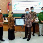 Bupati Jombang Minta Lima OPD Terbaik Jadi Pendorong yang Lain Tingkatkan Kinerja