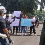 Puluhan Pekerja Outsourcing Pemkot Blitar Demo, Tuntut Transparansi Rekrutmen