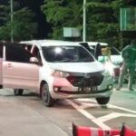 VIDEO: Penangkapan Terduga Perampok di Pintu Tol Probolinggo