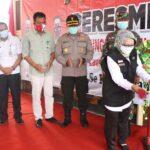 Bupati Jombang Resmikan Kampung Tangguh dan 16 Posko PPKM di Kabuh