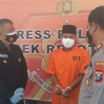 Mengaku Polisi dan Bawa Pistol Mainan, Pria Lumajang Ini Ditangkap di Tulungaung