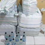 Razia Jam Malam, Polisi Sidoarjo Malah Sita Ratusan Botol Miras Oplosan