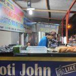 Sensasi Roti John di Mojokerto yang Bikin Ketagihan