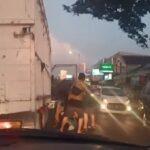 Bawa Sabu, Kabur dari Polisi, Sopir Truk di Jember Dihentikan dengan Tembakan Peringatan