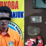 Bawa Sabu, Sopir Asal Solo Jateng Diringkus Polisi di Depan Terminal Nganjuk