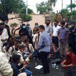 Tuntut Transparansi Penggunaan Dana PPL, Mahasiswa STKIP Sumenep Demo