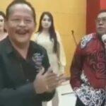 Viral di Medsos, Video Wali Kota Blitar Joget Tak Bermasker