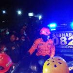 Tembok Gudang di Nganjuk Roboh Menimpa 5 Warung Karaoke, Satu Perempuan Tewas