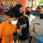 Tersangka Pembunuh Pemilik Toko di Blitar Berniat Curi Uang untuk Bayar Gadai Motor