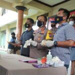 Polresta Banyuwangi Tangkap Pelaku ke-13 Kasus Peredaran Uang di Banten