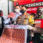 Transaksi Upal Rp 40 Juta, Warga Jombang Dibekuk Polisi Mojokerto