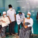 Menkes Tinjau Vaksinasi Ulama Jatim, PW NU: Vaksin Aman dan Halal