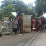 Asap Membubung di Tandes Surabaya, Ketua RW Karangpoh: yang Terbakar Pabrik Plastik