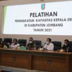 Pompa Keberdayaan Desa, DPMD Gelar Pelatihan untuk Kades