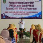 Temui Kader PPKBK dan Sub PPKBK, Gus Ipul Bahas 5 Isu Nasional di Kota Pasuruan