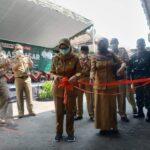 Bupati Blitar Buka Operasi Pasar di Wlingi, Bertujuan Ringankan Beban Masyarakat