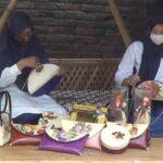 Limbah Kulit Jagung di Sidoarjo Disulap Ibu Rumah Tangga Jadi Rupiah