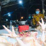 Jelang Ramadan, Harga Daging Ayam di Mojokerto Melonjak