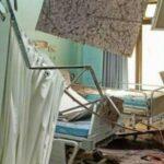 Gempa Magnitudo 6,7 Porak Porandakan Malang dan Blitar, Ruangan RSUD Ngudi Waluyo Rusak