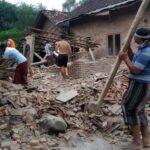 14 Kecamatan di Jember Terdampak Gempa Malang