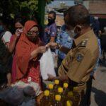 CekOperasi Pasar, Wawali Surabaya Pastikan Sembako di Bawah Harga Pasaran