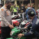 Antisipasi Balap Liar di Kemlagi Mojokerto, Petugas Hanya Amankan 10 Motor dan 16 Pemuda