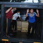 Polres Situbondo Kirim Bantuan Sembako bagi Korban Bencana di NTT