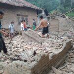 Gempa Bumi Malang, 40 Rumah dan Tempat Ibadah di Jember Rusak