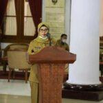 Bupati Blitar Bersama OPD Ikuti Penilaian Gotong-Royong Tingkat Provinsi