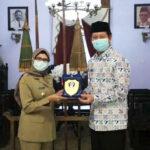 Di Depan BKKBN Provinsi Jatim, Bupati Blitar Pastikan Tingkatkan Sinergitas Lintas Sektoral