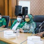 Bupati Ajak Ansor Istikamah Bentengi Kaum Muda dan Tetap Berkordinasi dengan Pemerintah