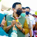 Bupati Pamekasan Launching Pasar Murah Ramadan