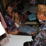 Sambangi Korban Puting Beliung di Kalianget, Bupati Sumenep Salurkan Bantuan