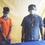 Curi Motor Bersama Paman, Pemuda di Surabaya Ditangkap Polisi