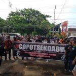Buntut Pemecatan Ratusan THL, Gabungan LSM Desak Bupati Banyuwangi Copot Sekda