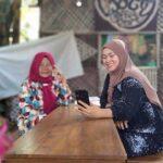 Buka Puasa di Kafe D'Jati Pulau Giliraja Sumenep, Menikmati Segarnya Es Jendol Gulrah