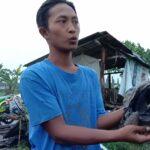 Berteduh di Gubuk Saat Hujan, Ketua RT di Probolinggo Tewas Dijilat Petir